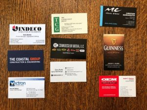 Business Card Examples